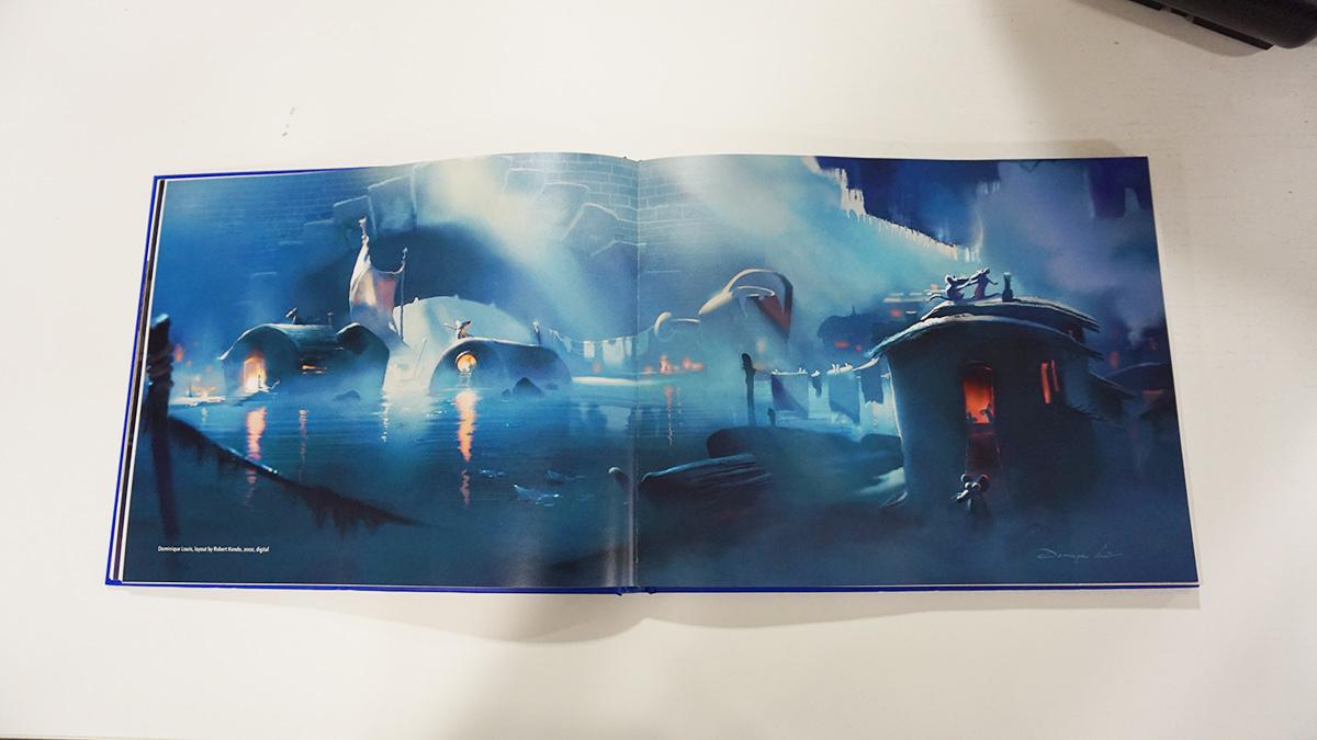 Imagen galeria Ratatouille artbook 7