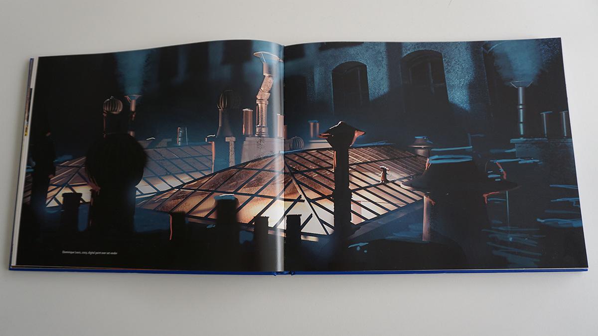 Imagen galeria Ratatouille artbook 14