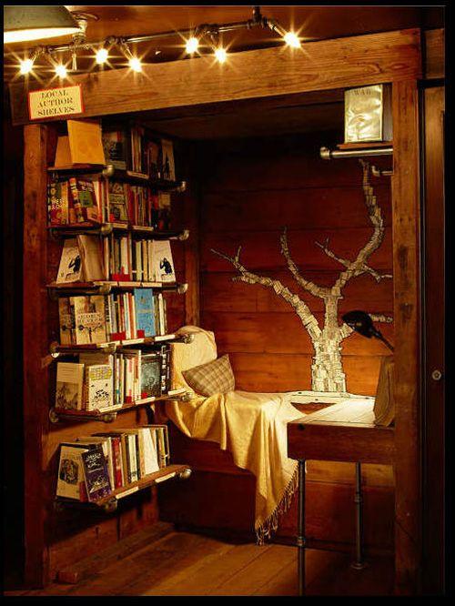 Imagen galeria 15 ideas de bibliotecas de ensueño 9
