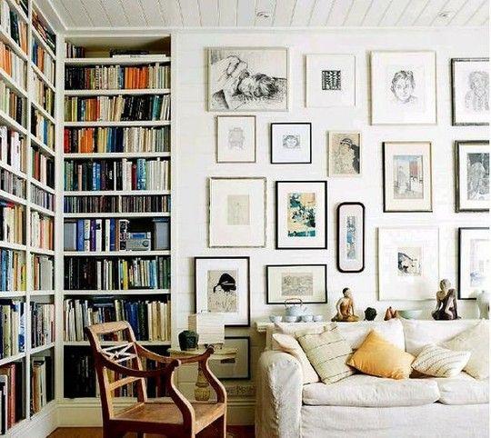Imagen galeria 15 ideas de bibliotecas de ensueño 13