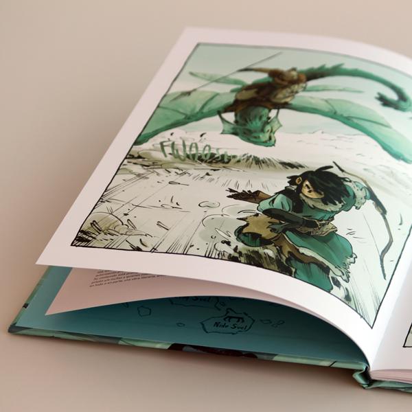 Imagen galeria Ari cazador de dragones 8