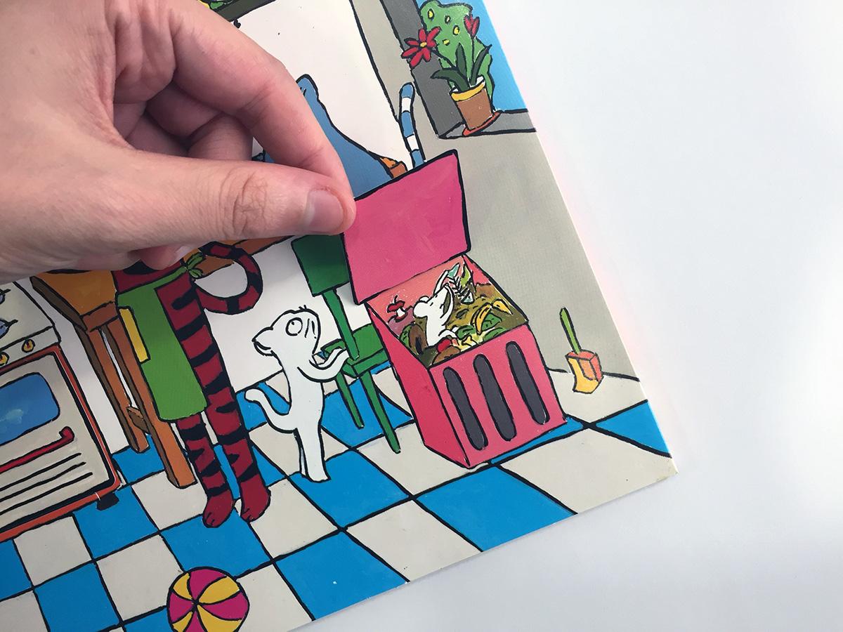 Imagen galeria la casa de los gatos galeria 1