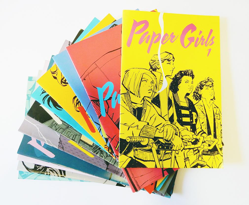 Imagen galeria paper girls galeria 0