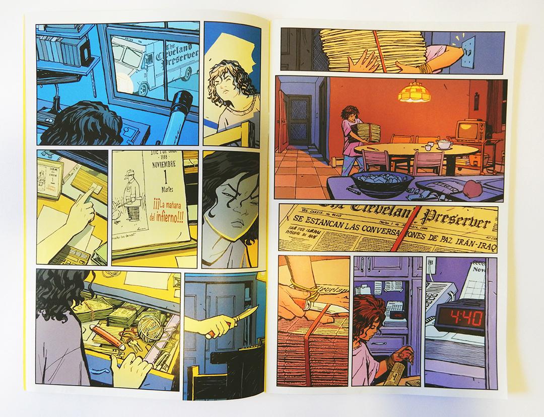 Imagen galeria paper girls galeria 2