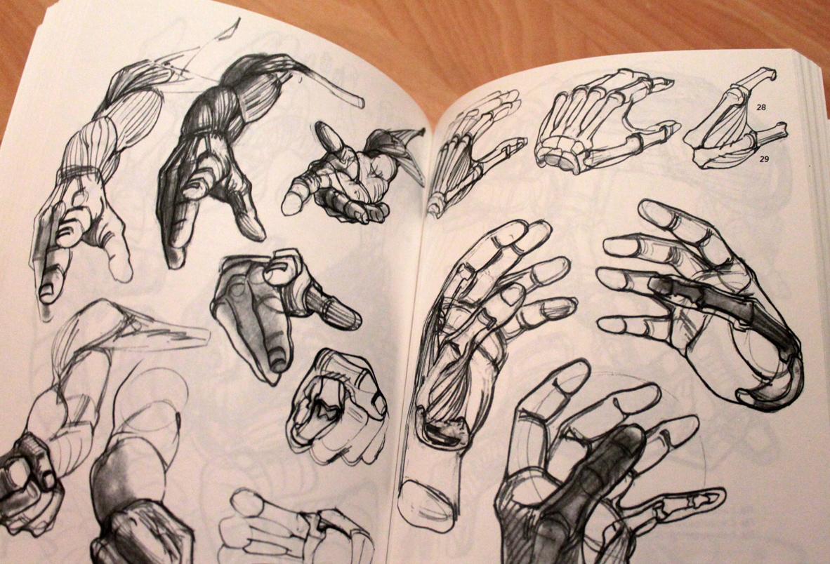 Imagen galeria Anatomía artistica galeria  1