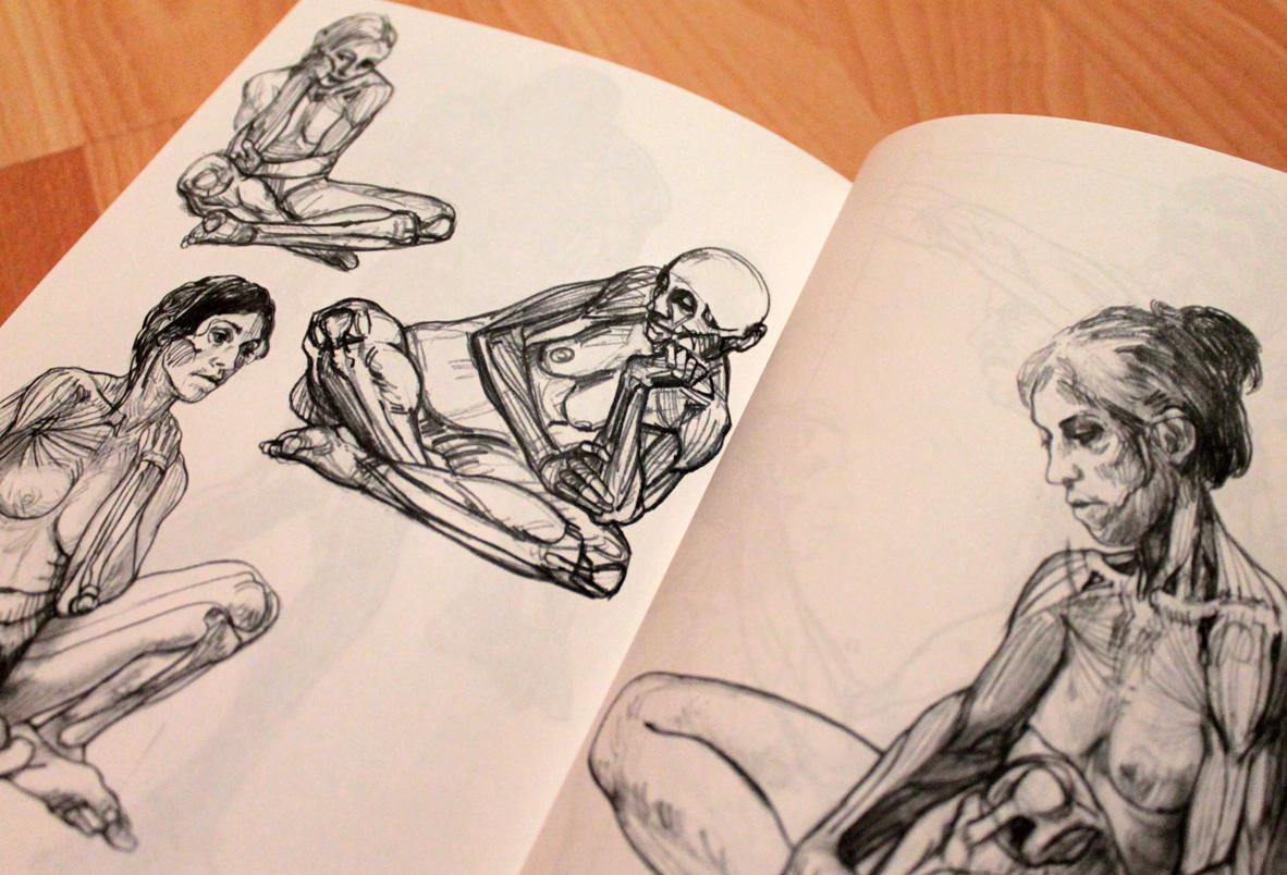 Imagen galeria Anatomía artistica galeria  2