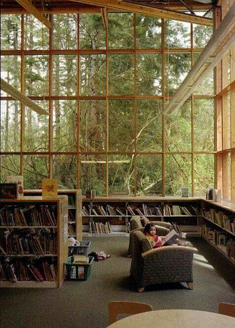 Imagen galeria 15 ideas de bibliotecas de ensueño 5