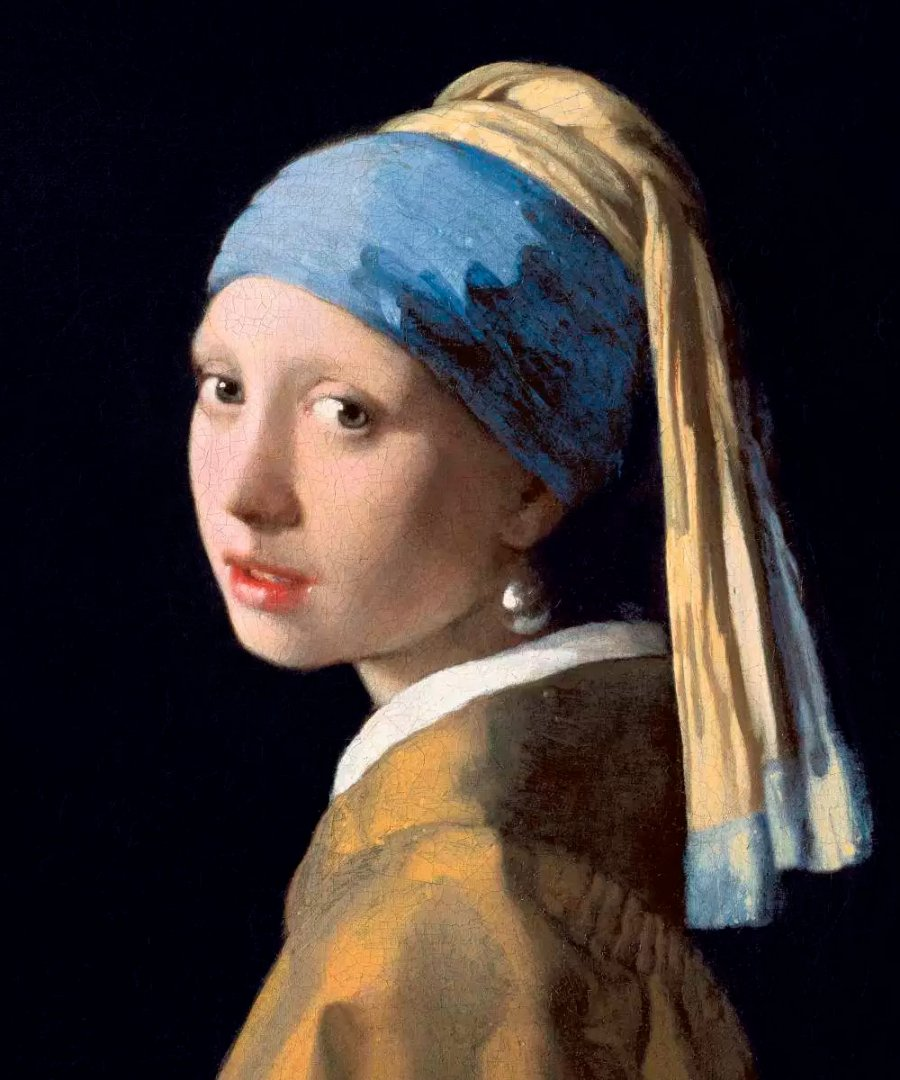 Imagen galeria La joven de la perla  0