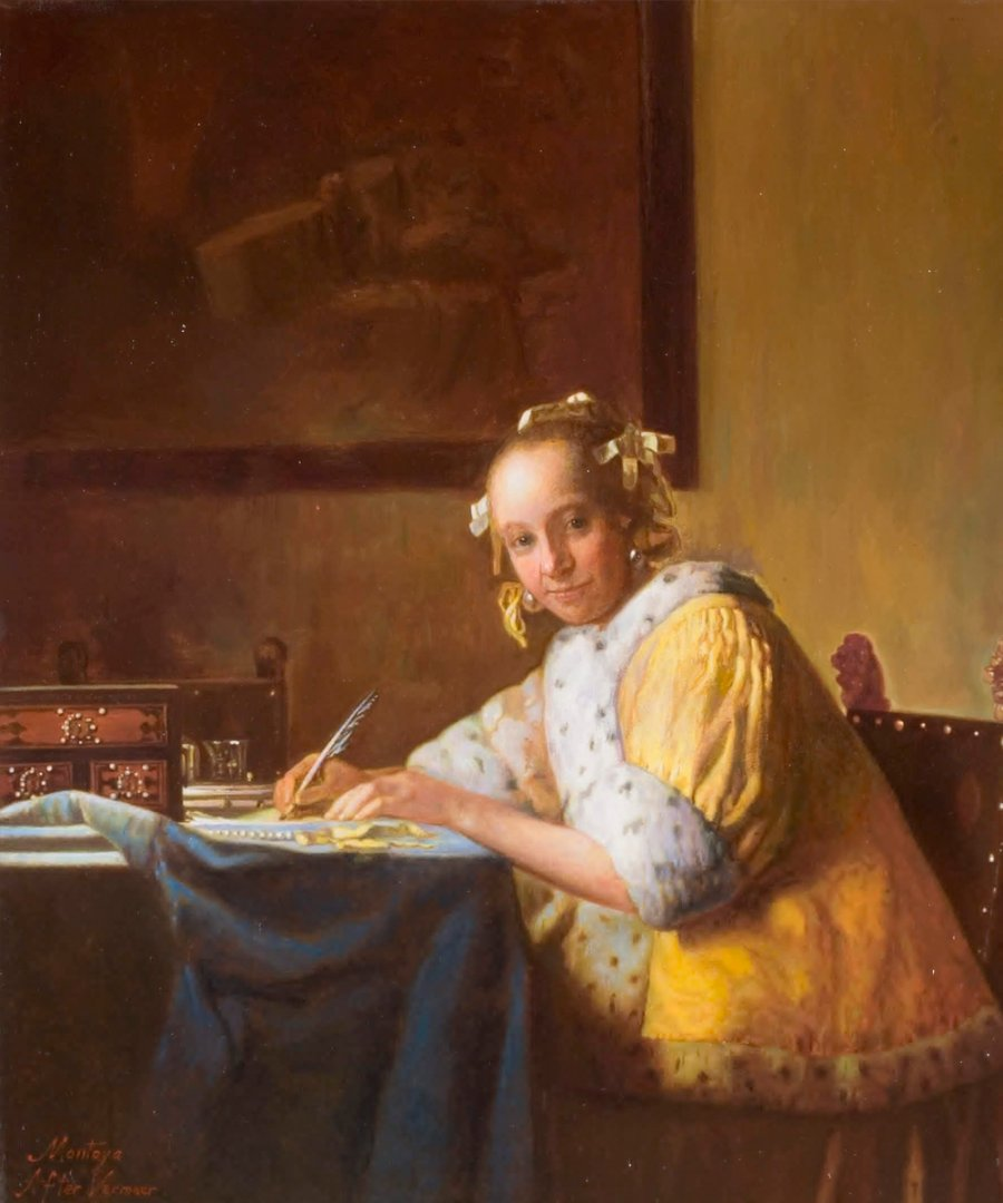 Imagen galeria La joven de la perla  4