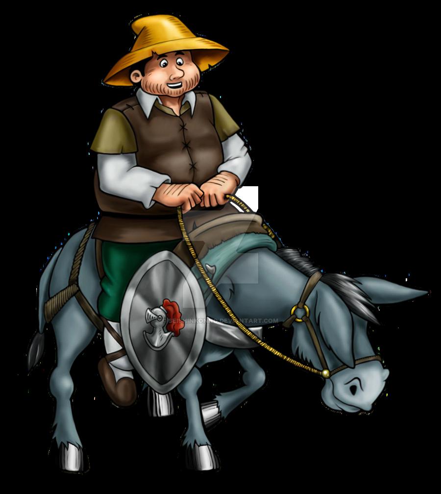 el quijote personajes