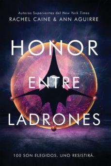 Portada libro - Honor entre ladrones