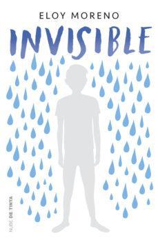 Portada libro - Invisible