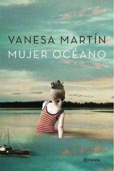 Portada libro - Mujer océano