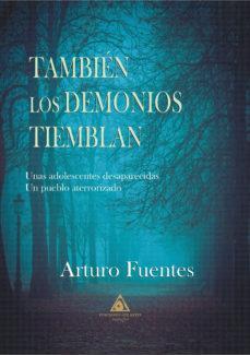 Portada libro - También los demonios tiemblan