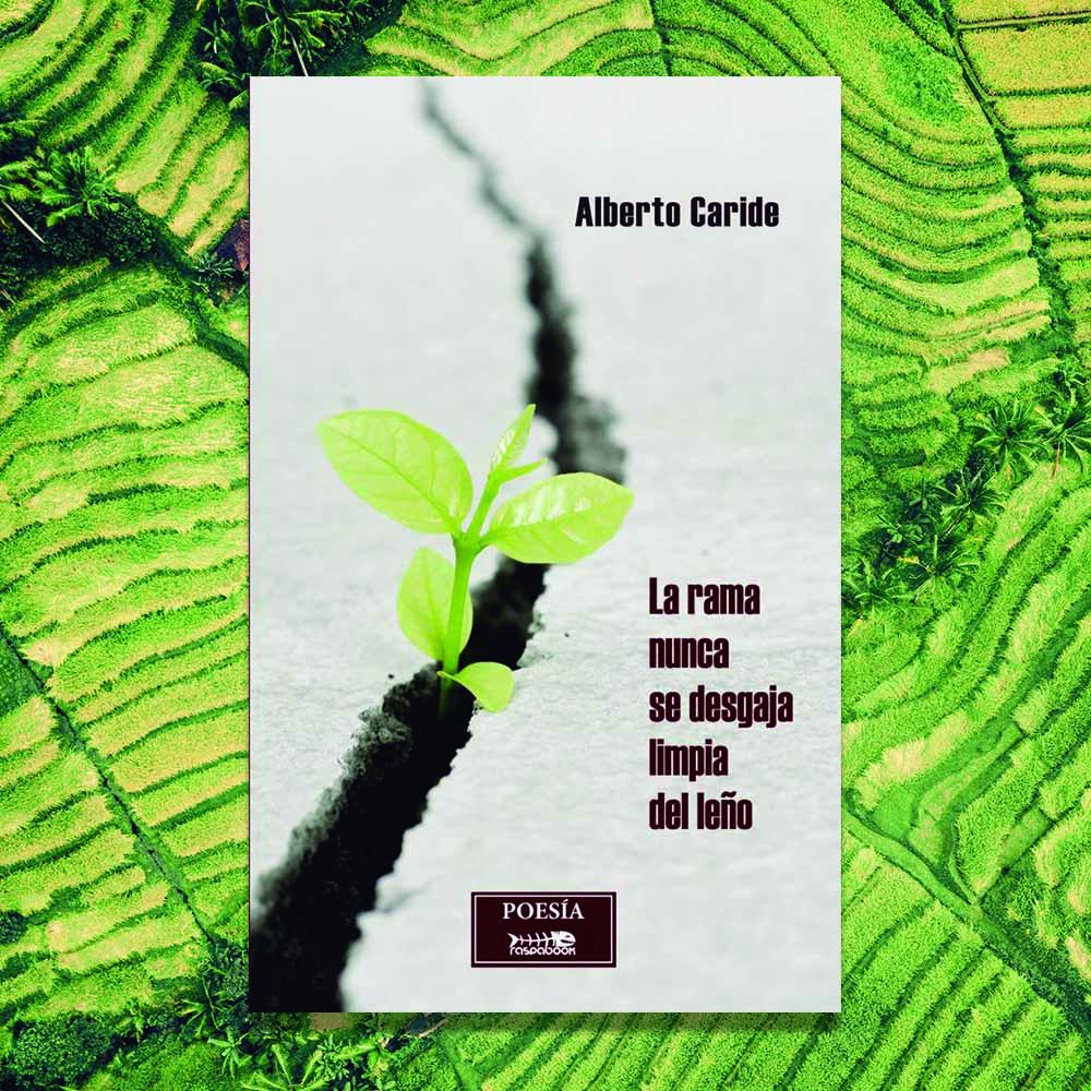 Imagen Destacada - Alberto Caride publica nuevo poemario
