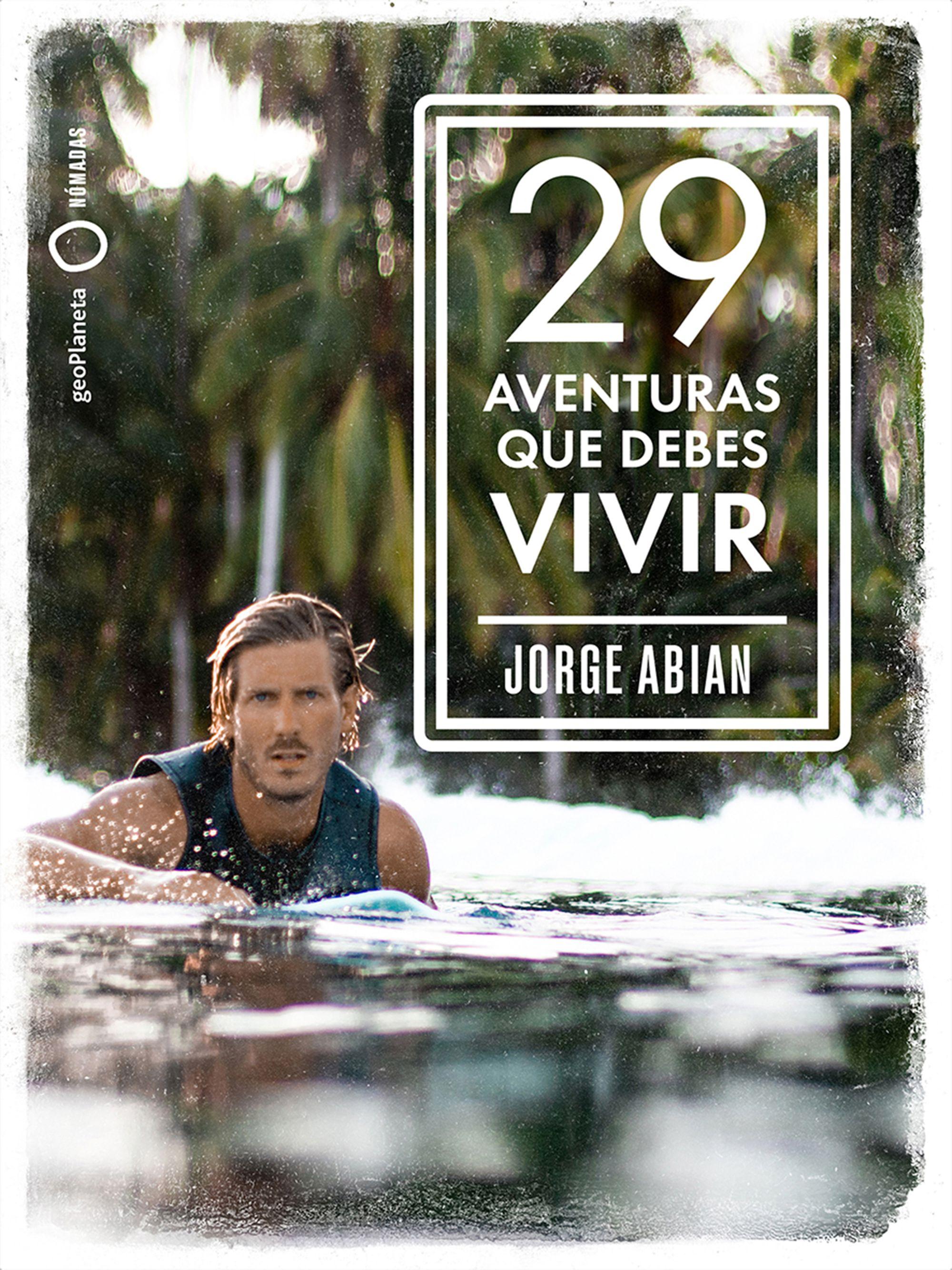 Portada libro - 29 aventuras que debes vivir