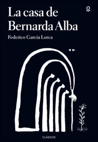 Portada libro - La casa de Bernarda Alba