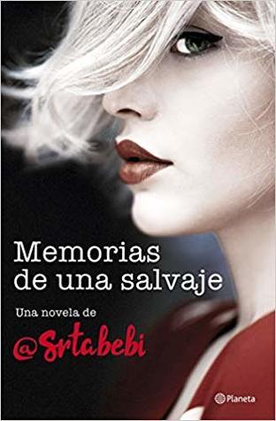 Portada libro - Memorias de una salvaje