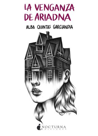 Portada libro - La venganza de Ariadna