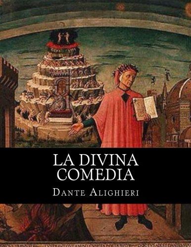 Portada libro - La Divina Comedia