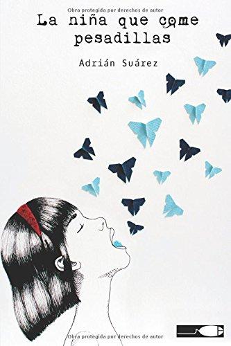 Portada libro - La niña que come pesadillas