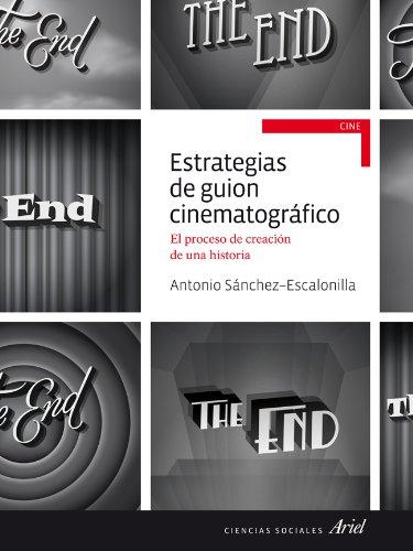 Portada libro - Estrategias de guion cinematográfico