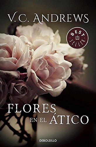 Portada libro - Flores en el Ático