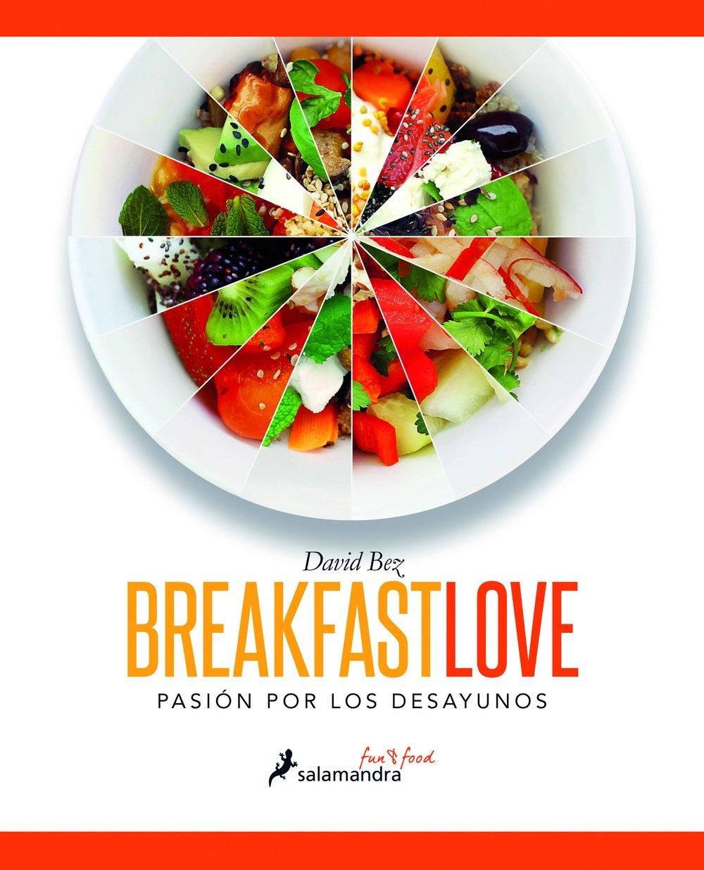Portada libro - Breakfast love
