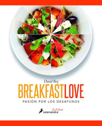 Portada libro - Breakfast love