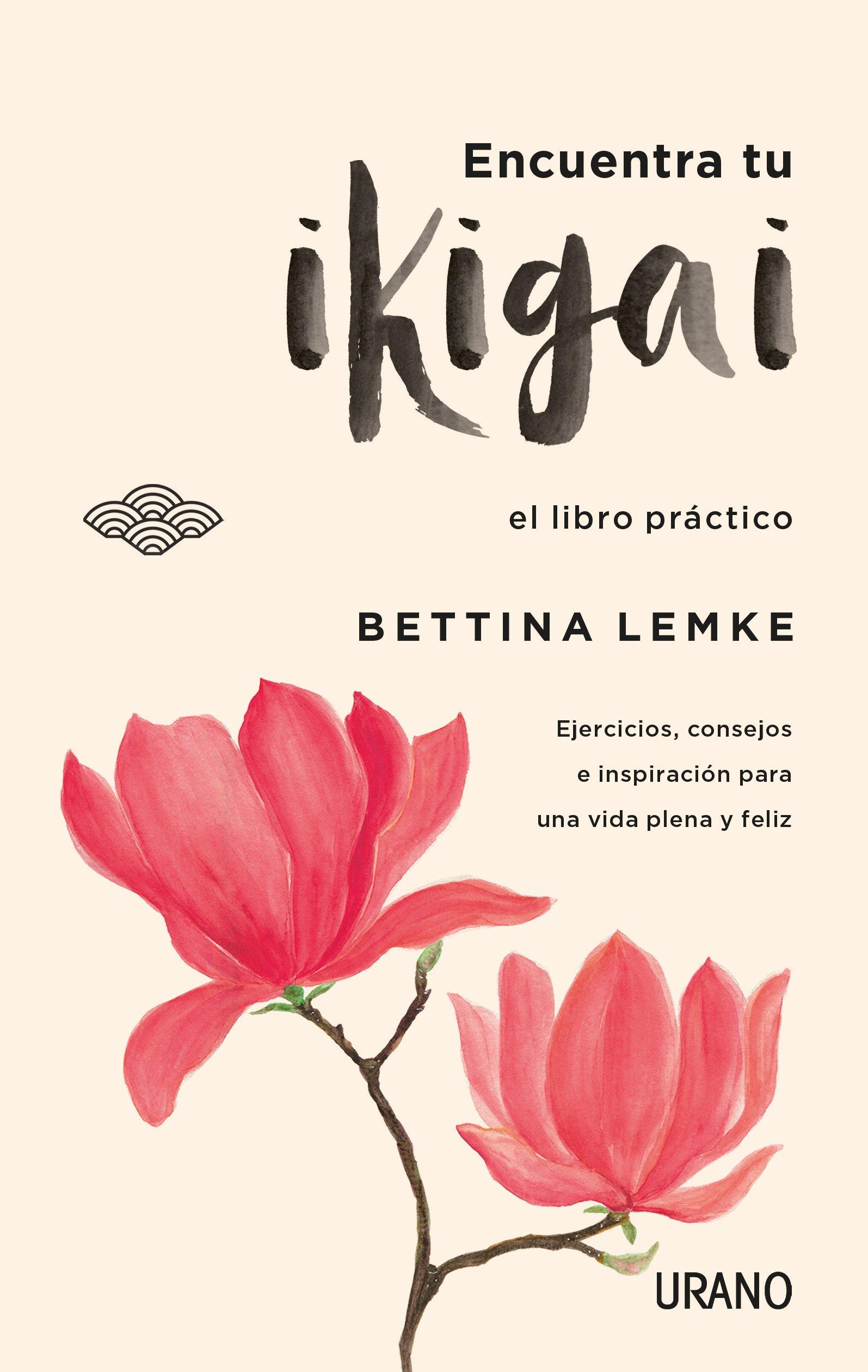 Portada libro - Encuentra tu ikigai