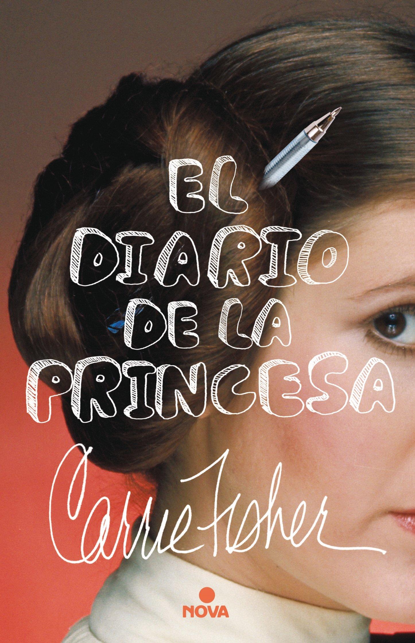 Portada libro - El diario de la princesa