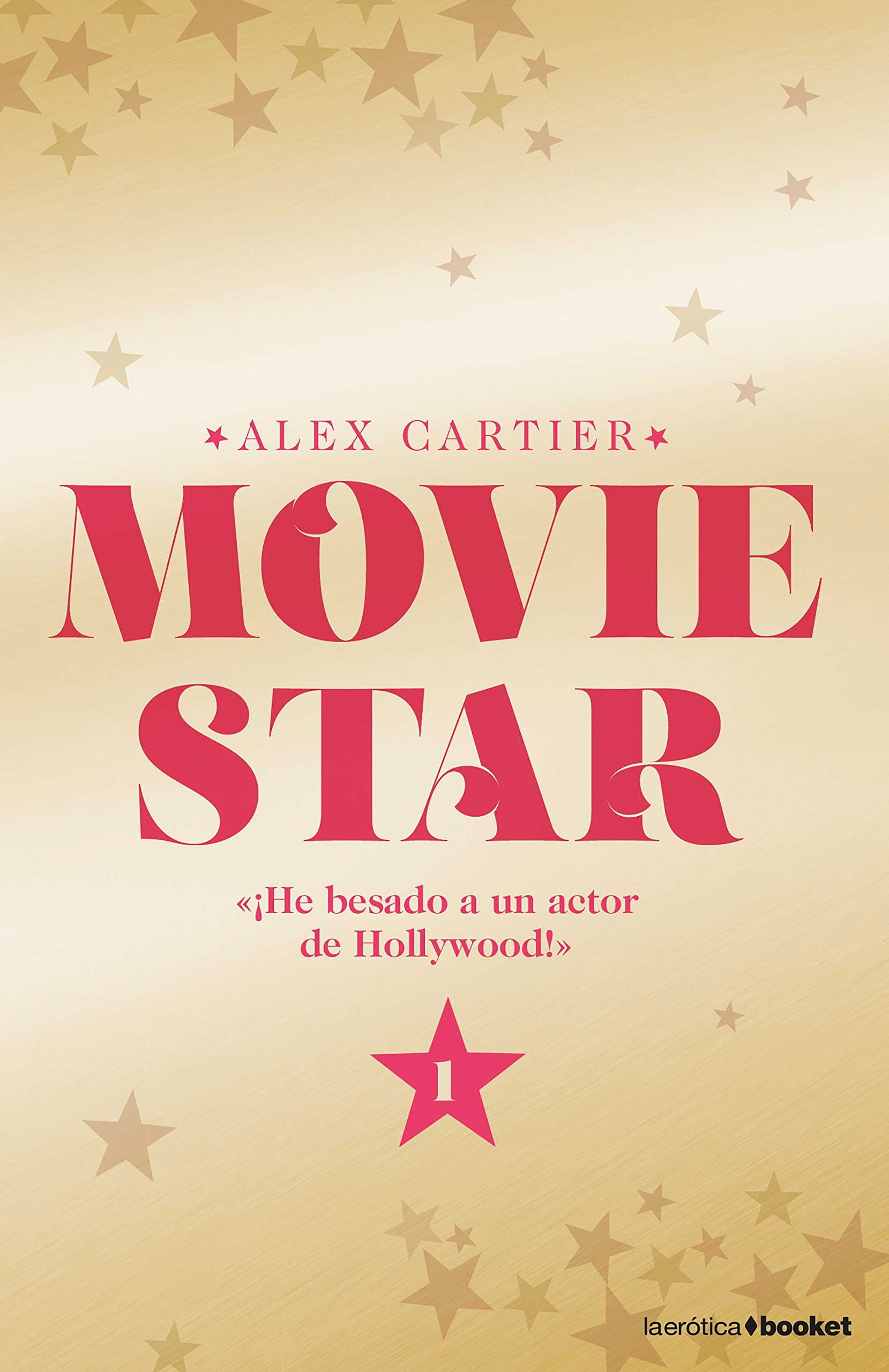 Portada libro - Movie Star 1