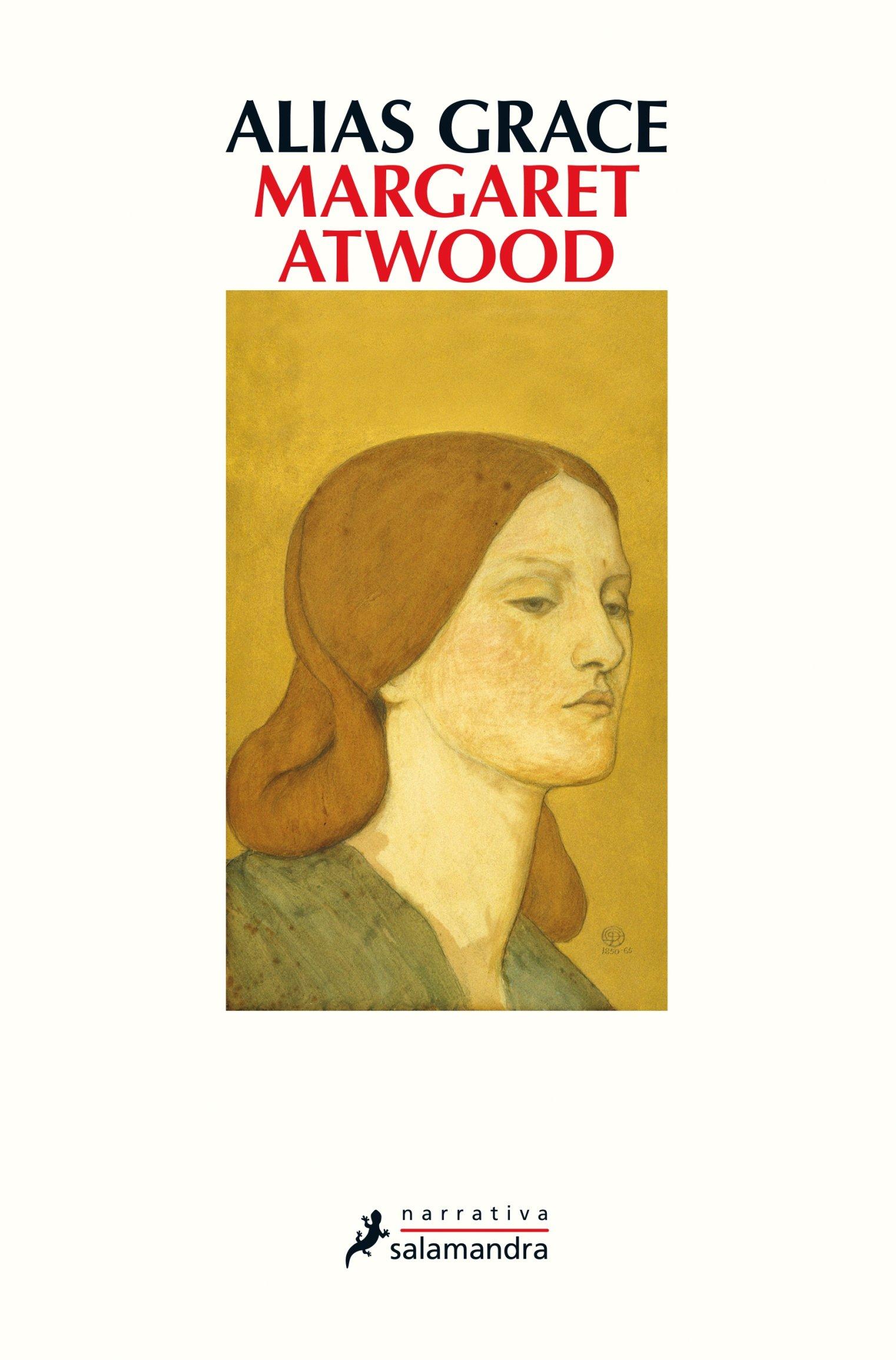Portada libro - Alias Grace