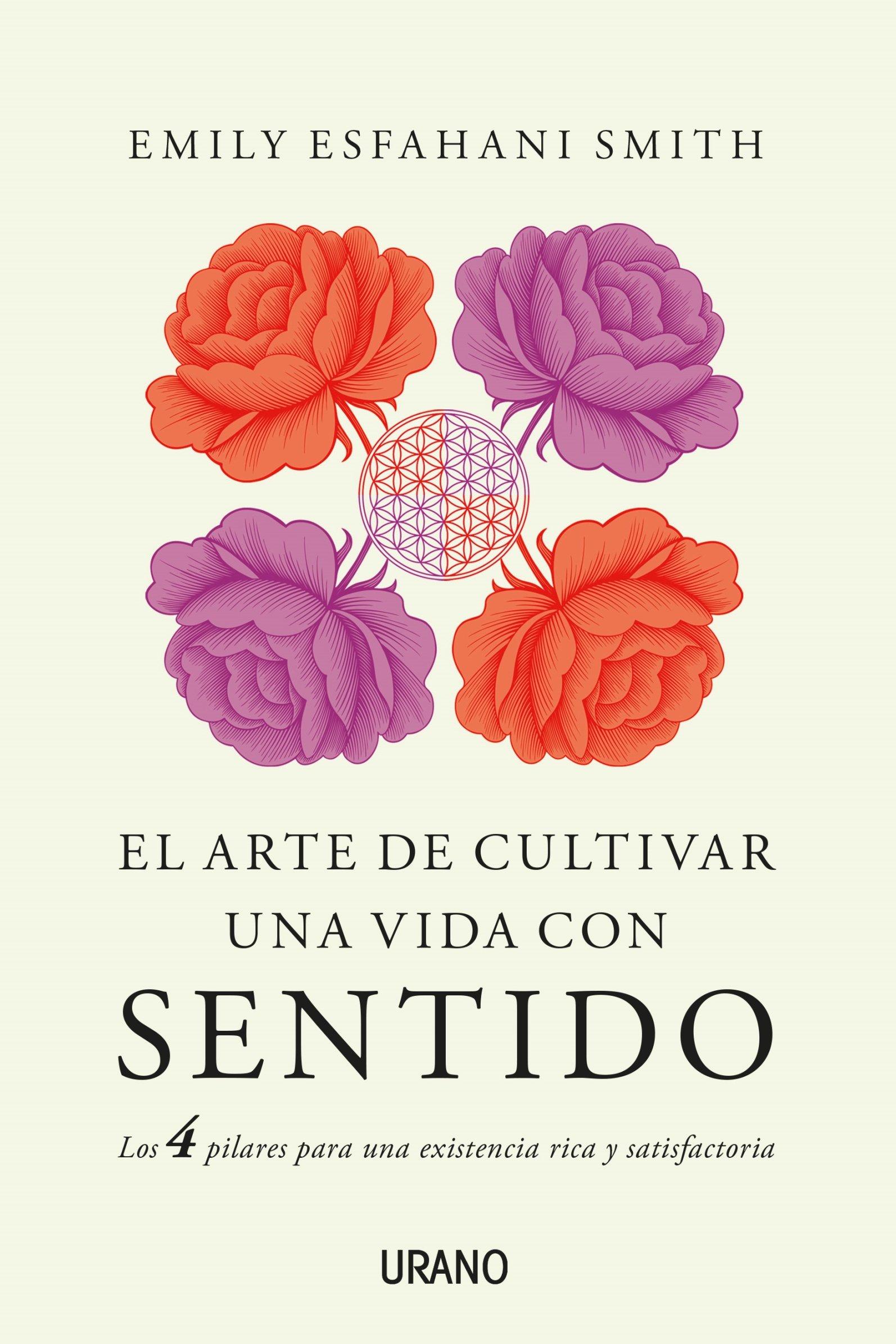 Portada libro - El arte de cultivar una vida con sentido