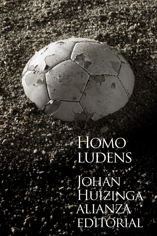 Portada libro -  Homo Ludens