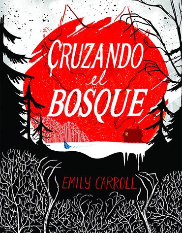 Portada libro - Cruzando el bosque