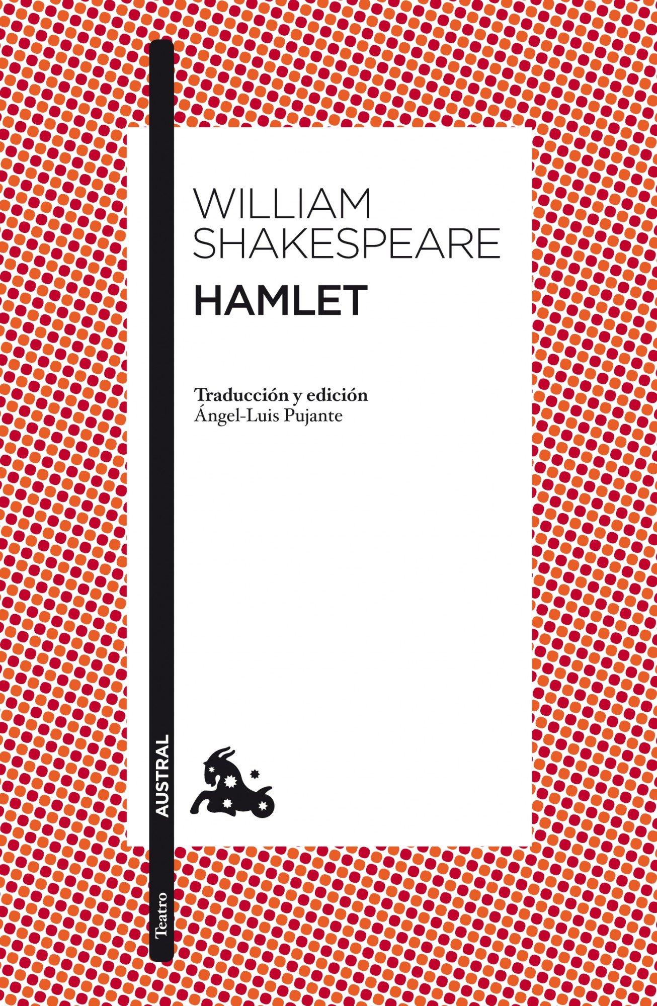 Portada libro - Hamlet