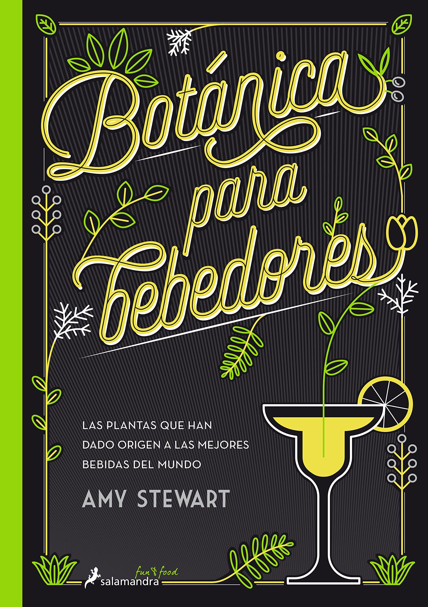 Portada libro - Botánica para bebedores