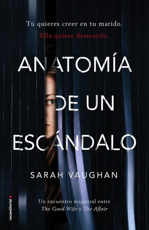Portada libro - Anatomía de un escándalo