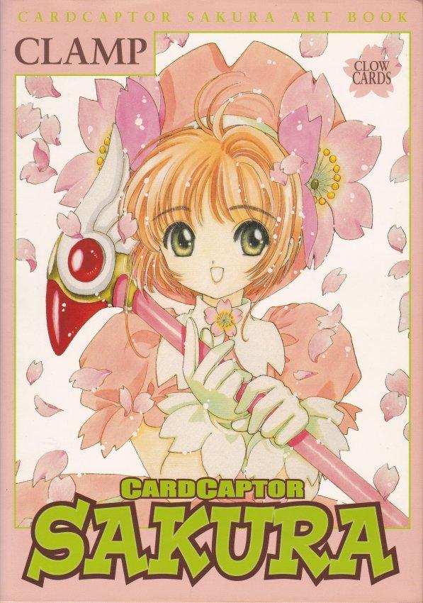 Portada libro - Card Captor Sakura Art Book Vol. 1