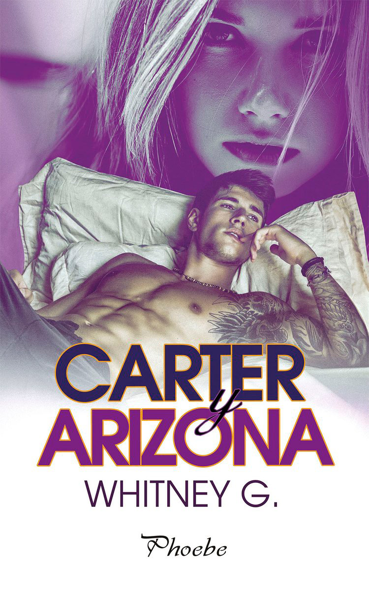 Portada libro - Carter y Arizona
