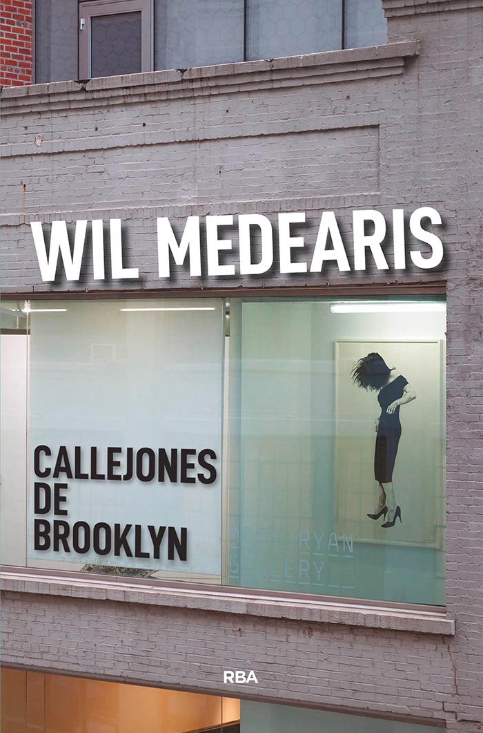 Portada libro - Callejones de Brooklyn