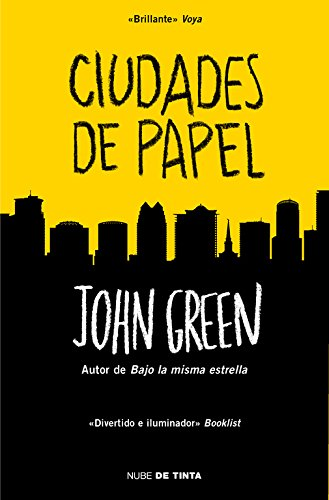 Portada libro - Ciudades de papel