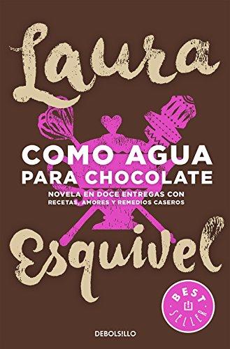 Portada libro - Como agua para chocolate