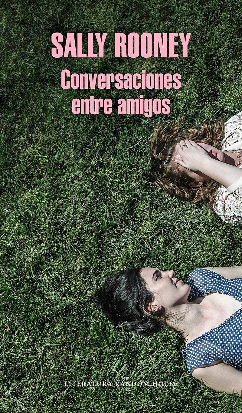 Portada libro - Conversaciones entre amigos