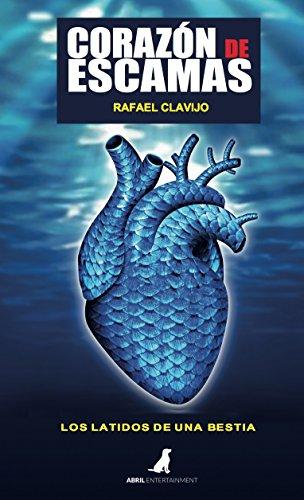 Portada libro - Corazón de escamas