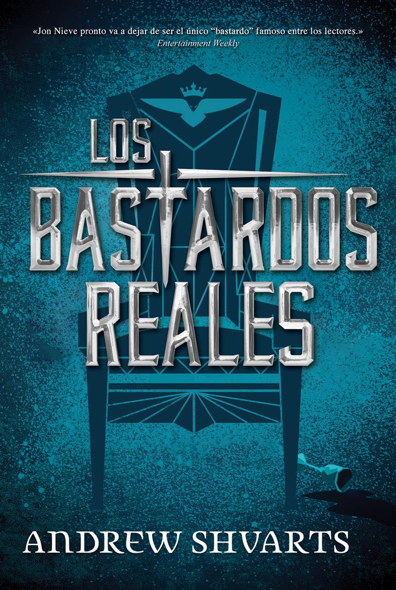 Portada libro - Los bastardos reales
