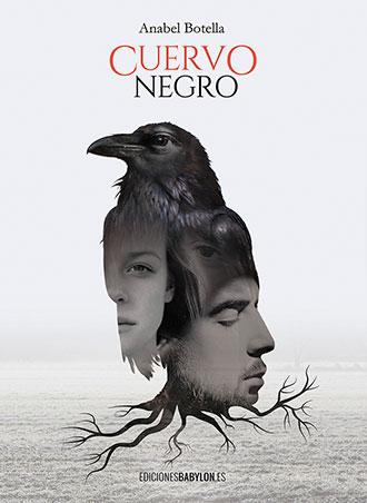 Portada libro - Cuervo Negro
