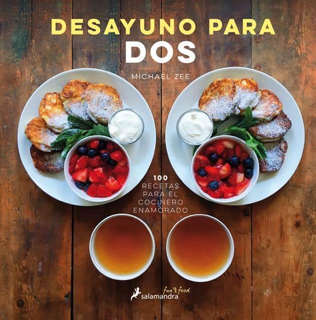 Portada libro - Desayuno para dos