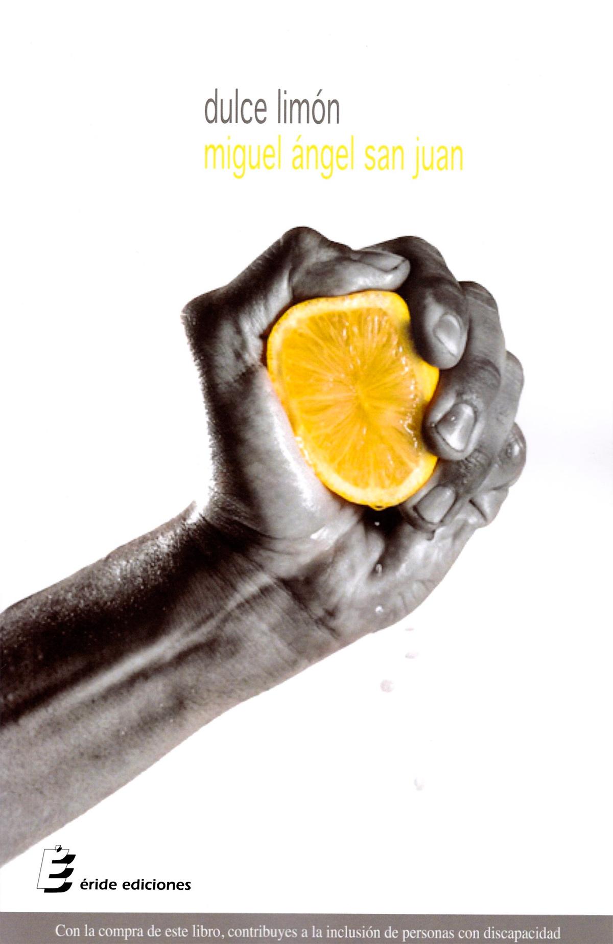 Portada libro - Dulce limón